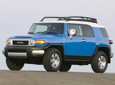 2008 Toyota FJ Cruiser | Pricing, Ratings, Expert Review
