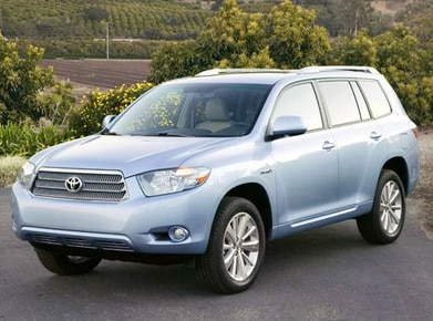 2008 Toyota Highlander | Pricing, Ratings, Expert Review
