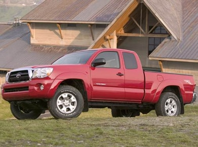 2008 Toyota Tacoma Double Cab >> 2008 Toyota Tacoma Access Cab Pricing Ratings Expert