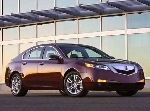 2009 Acura Tl Values Cars For Sale Kelley Blue Book