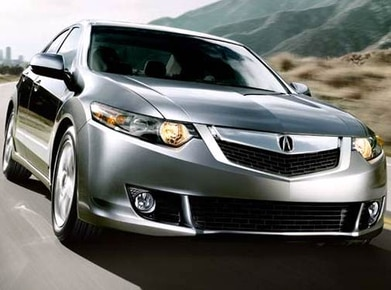 Acura Tsx Frontside Actsx X