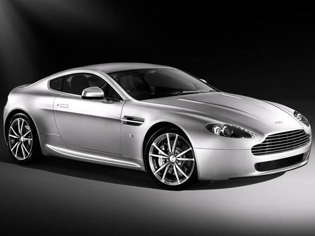 2009 Aston Martin Vantage Values Cars For Sale Kelley Blue Book