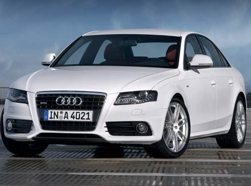 2009 Audi A4 | Pricing, Ratings, Expert Review | Kelley Blue