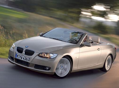 Used 2009 Bmw 3 Series 328i Convertible 2d Prices Kelley Blue Book
