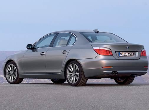 2009 BMW 5 Series | Pricing, Ratings, Expert Review | Kelley