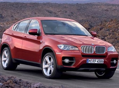2009 Bmw X6 Pricing Reviews Amp Ratings Kelley Blue Book