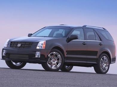 2009 Cadillac SRX | Pricing, Ratings, Expert Review | Kelley