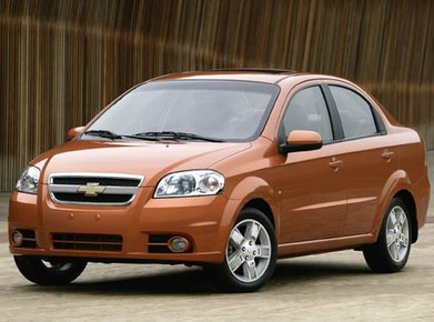 Used 2009 Chevrolet Aveo Values Cars For Sale Kelley Blue Book