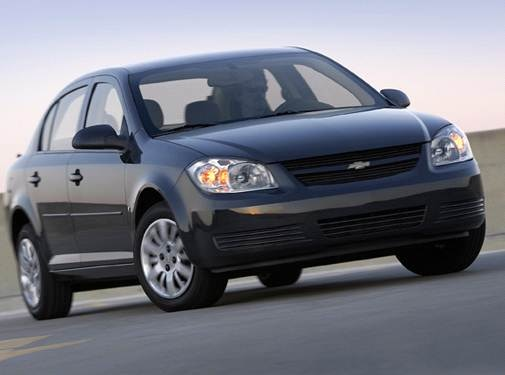 2009 Chevrolet Cobalt Values Cars For Sale Kelley Blue Book