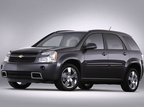 2009 Chevrolet Equinox Values Cars For Sale Kelley Blue Book