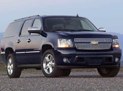 2009 Chevrolet Suburban 1500 | Pricing, Ratings, Expert Review