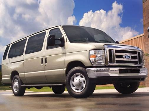 2009 Ford E350 Super Duty Passenger | Pricing, Ratings, Expert