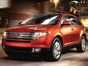 2009 Ford Edge Values Cars For Sale Kelley Blue Book