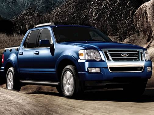 2009 Ford Explorer Sport Trac Values Cars For Sale Kelley Blue Book