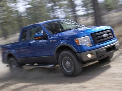 2009 Ford F150 Super Cab Pricing Ratings Expert Review