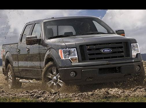 2009 Ford F150 SuperCrew Cab | Pricing, Ratings, Expert