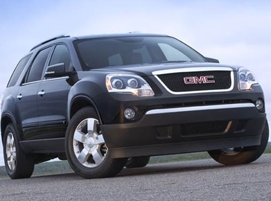 Used 2009 Gmc Acadia Values Cars For Sale Kelley Blue Book