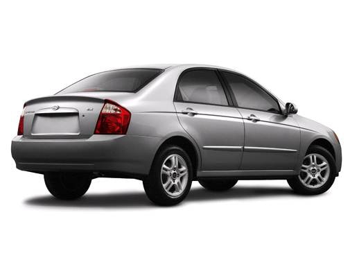 2009 Kia Spectra | Pricing, Ratings, Expert Review | Kelley Blue Book