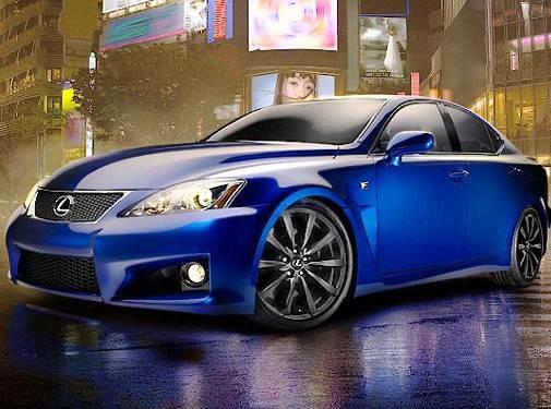 2009 Lexus IS F | Pricing, Ratings, Expert Review | Kelley Blue Book
