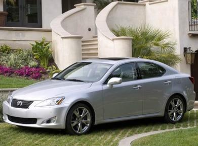 2009 Lexus IS   Pricing, Ratings, Expert Review   Kelley