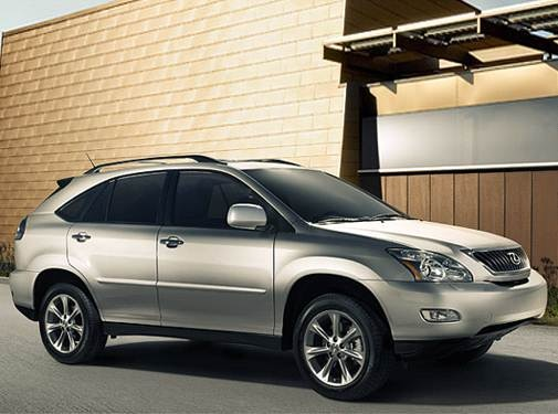 2009 Lexus RX | Pricing, Ratings, Expert Review | Kelley