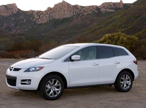 2009 MAZDA CX-7 | Pricing, Ratings, Expert Review | Kelley Blue Book