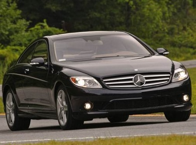 2009 Mercedes Benz Cl Class Pricing Ratings Expert Review