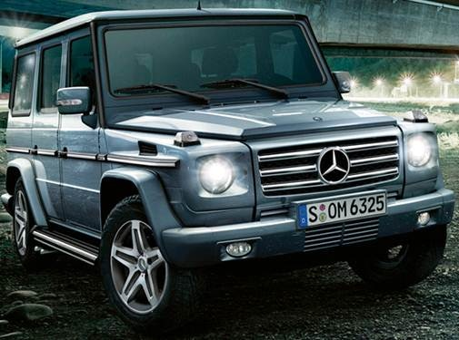 2009 Mercedes-Benz G-Class   Pricing, Ratings, Expert Review
