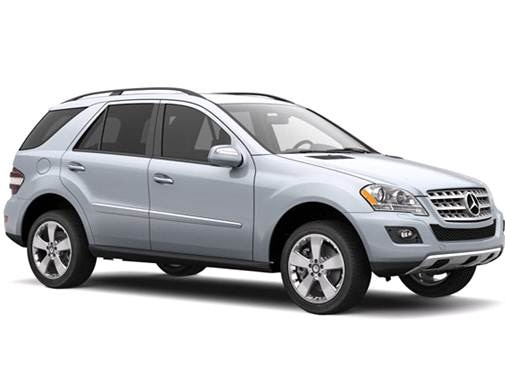 2009 Mercedes-Benz M-Class | Pricing, Ratings, Expert Review