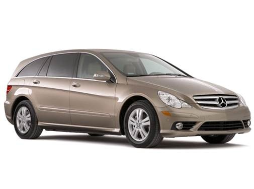 2009 Mercedes-Benz R-Class | Pricing, Ratings, Expert Review