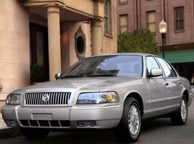 2009 Mercury Grand Marquis | Pricing, Ratings, Expert Review
