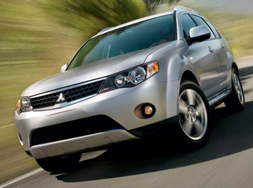 2009 Mitsubishi Outlander | Pricing, Ratings, Expert Review | Kelley