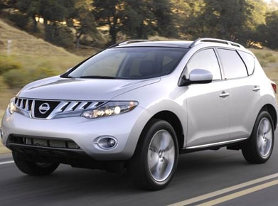 Nissan Murano Gas Mileage >> 2009 Nissan Murano Pricing Ratings Expert Review