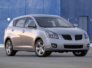Used 2009 Pontiac Vibe Values Cars For Sale Kelley Blue Book