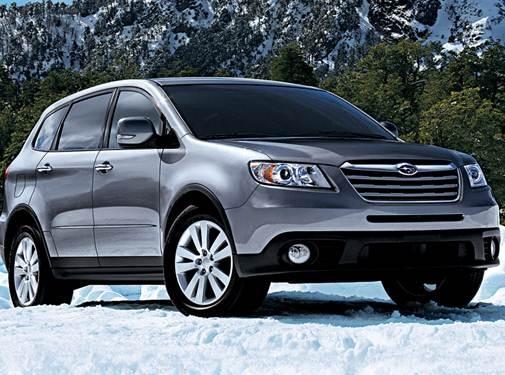 سيارة 2009 Subaru Tribeca 2009-Subaru-Tribeca-