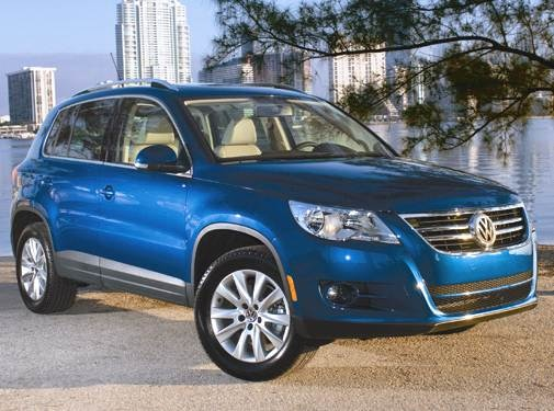 2009 Volkswagen Tiguan   Pricing, Ratings, Expert Review   Kelley