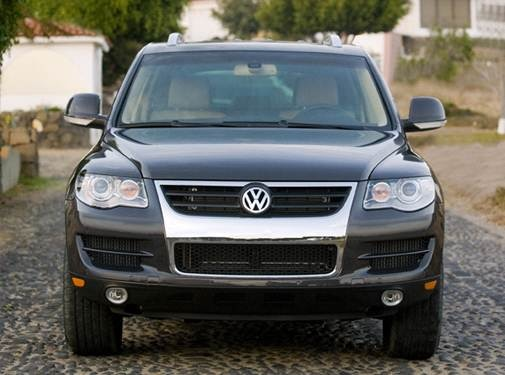 2009 Volkswagen Touareg 2   Pricing, Ratings, Expert Review   Kelley