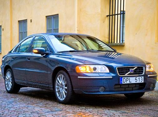 2009 Volvo S60 | Pricing, Ratings, Expert Review | Kelley Blue Book