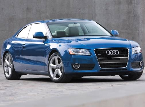 2010 Audi A5   Pricing, Ratings, Expert Review   Kelley Blue