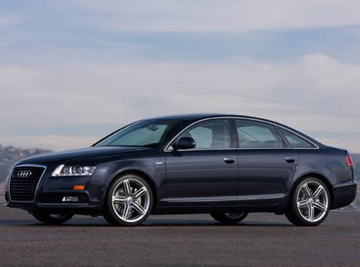 2010 Audi A6   Pricing, Ratings, Expert Review   Kelley Blue Book