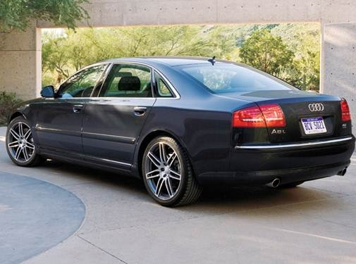 2010 Audi A8 Pricing Ratings Expert Review Kelley Blue Book