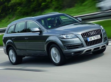 2010 Audi Q7 | Pricing, Ratings, Expert Review | Kelley Blue