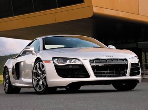2010 Audi R8 | Pricing, Ratings, Expert Review | Kelley Blue