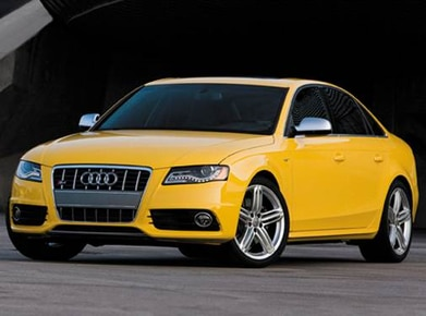 2010 Audi S4 | Pricing, Ratings, Expert Review | Kelley Blue