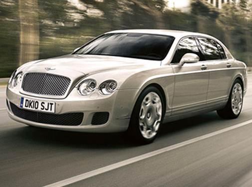 2010 Bentley Continental