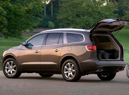 2010 Buick Enclave   Pricing, Ratings, Expert Review