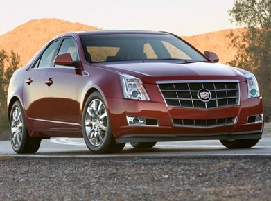 2010 Cadillac CTS | Pricing, Ratings, Expert Review | Kelley
