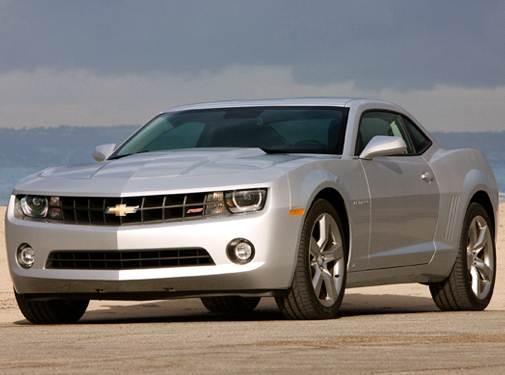 2010 Chevrolet Camaro Pricing Ratings Expert Review Kelley