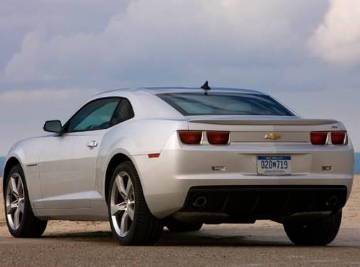2010 Chevrolet Camaro | Pricing, Ratings, Expert Review