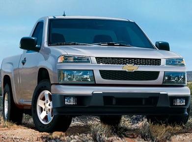 2010 Chevrolet Colorado Regular Cab   Pricing, Ratings